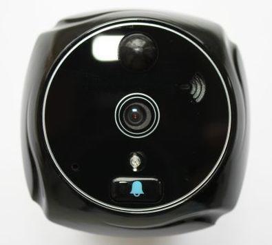 Внешний вид камеры видеоглазка