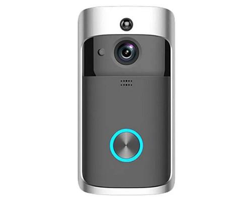 Автономный WiFi IP видеодомофон ACTOP AP-M5 (запись в облако и на карту памяти, доступ через интернет со смартфона)